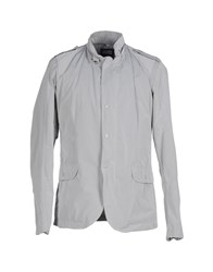 Bomboogie Coats And Jackets Jackets Men Light Grey