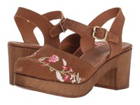 Eric Michael Tulip Cognac Shoes Tan