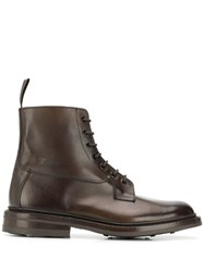 Tricker's Trickers Lace Up Boots Brown