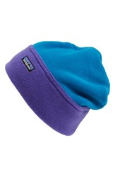 Men's Patagonia 'Synchilla' Beanie Blue Underwater Blue