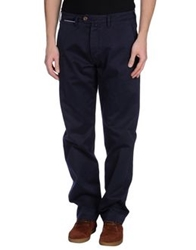Ymc You Must Create Casual Pants Dark Blue