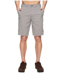 Exofficio Sol Cool Nomad 10 Shorts Road Gray