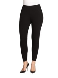 Eileen Fisher Plus Size Ankle Length Leggings Black