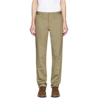 Norse Projects Khaki Aros Heavy Trousers