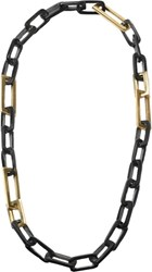 Maiyet Women's Horn Necklace Colorless