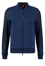 Boss Orange Ztudio Tracksuit Top Dark Blue