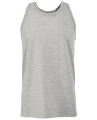 Champion Men's Classic Ringer Tank Top Oxford Gray