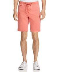 Superdry Drawstring Beach Shorts Worldwide Red
