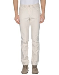 Dekker Casual Pants Ivory