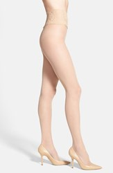 Women's Commando 'The Sexy Sheer' Tights Light Nude