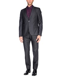 Daniele Alessandrini Suits Black