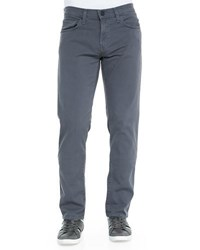 J Brand Tyler Stretch Denim Jeans Charcoal Khaki