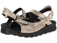 Wolky Pichu Beige Women's Sandals