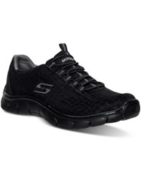 Skechers Women's Relaxed Fit Sport Empire Rock Around Walking Sneakers From Finish Line