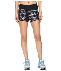 Asics Everysport Shorts Geo Star Women's Shorts Gray