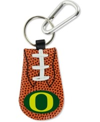 Game Wear Oregon Ducks Keychain Brown