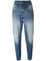 Closed Tapered Jeans Blue