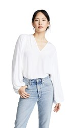 Ramy Brook Ryann Top Ivory