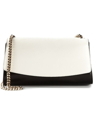 Sergio Rossi Contrast Shoulder Bag