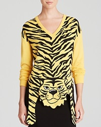 Moschino Cheap And Chic Moschino Cheap And Chic Pullover Tiger Print