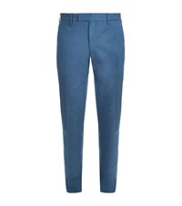 Slowear Incotex Slim Fit Chinos Male Blue
