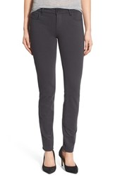 Kut From The Kloth Women's 'Diana' Ponte Knit Five Pocket Skinny Pants Grey
