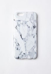 Missguided White Marble Iphone 6 Case