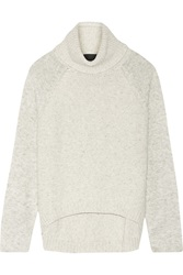 Line Cove Cotton Blend Turtleneck Sweater