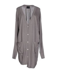 Gestuz Knitwear Cardigans Women Dove Grey
