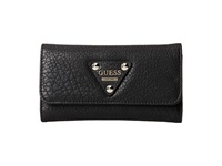 Guess Dylan Slim Clutch Black Clutch Handbags