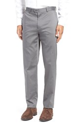 Bensol Men's 'Easy Care' Chinos Charcoal