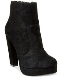 Steve Madden Women's Rancee Platform Ankle Booties Women's Shoes