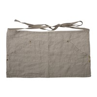 Sir Madam Linen Workers Apron Natural