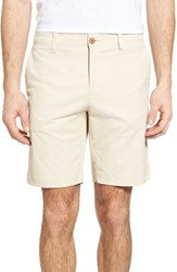 Tailor Vintage Men's Performance Chino Shorts Pumice