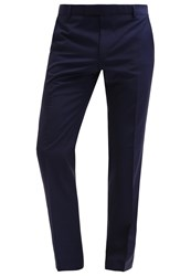 Strellson Premium Lmercer Suit Trousers Royal Blue