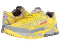 Columbia Trans Alps F.K.T Autzen Cirrus Grey Women's Running Shoes Yellow