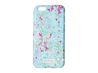 Lilly Pulitzer Iphone 6 Cover Pool Blue Southern Charm Cell Phone Case