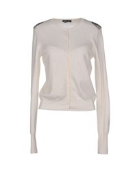 Who S Who Knitwear Cardigans Women Ivory