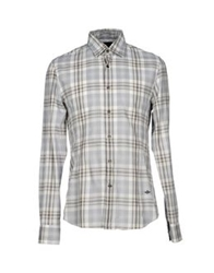 Dekker Shirts Light Grey