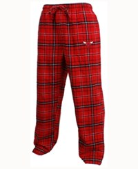 Concepts Sport Men's Chicago Bulls Ultimate Flannel Pants Red