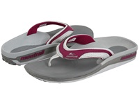 Montrail Lithia Loop Stainless Berry Soda Women's Sandals Burgundy
