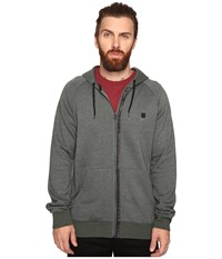 Tavik Recruit Fleece Heather Evergreen Men's Sweatshirt Gray