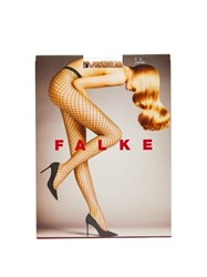 Falke Fishnet Tights Nude
