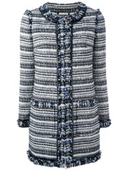 Tory Burch Tweed Coat