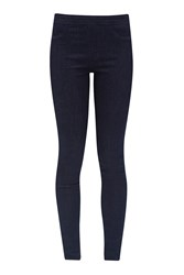 French Connection The Rebound Pull On Leggings Blue