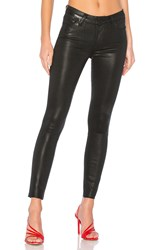 Paige Verdugo Ankle Black Fog Luxe Coating