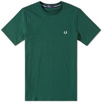 Fred Perry New Classic Crew Neck Tee Green