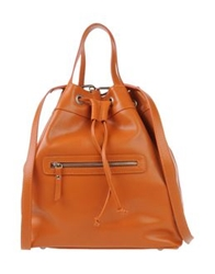 Doucal's Handbags Rust