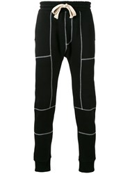 Blood Brother Hawkesworth Joggers Black