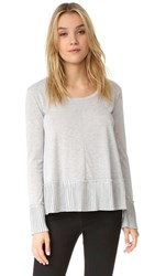 Ella Moss Arabelle Tee Heather Grey